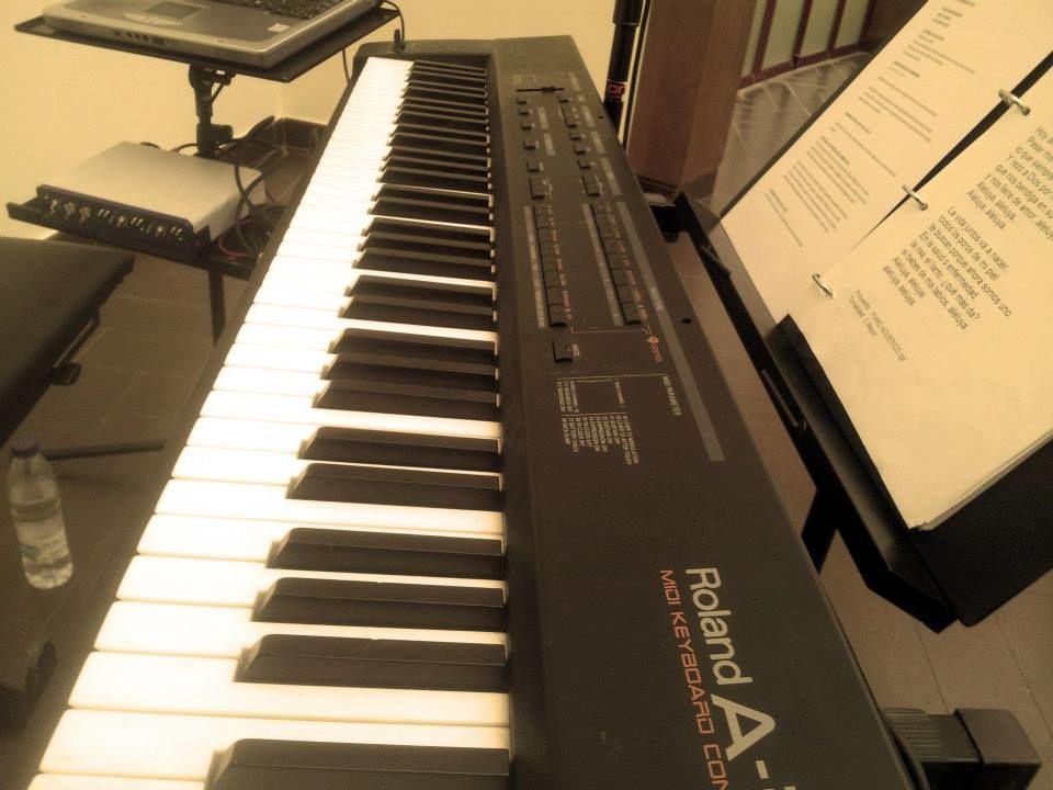 Piano y Voz