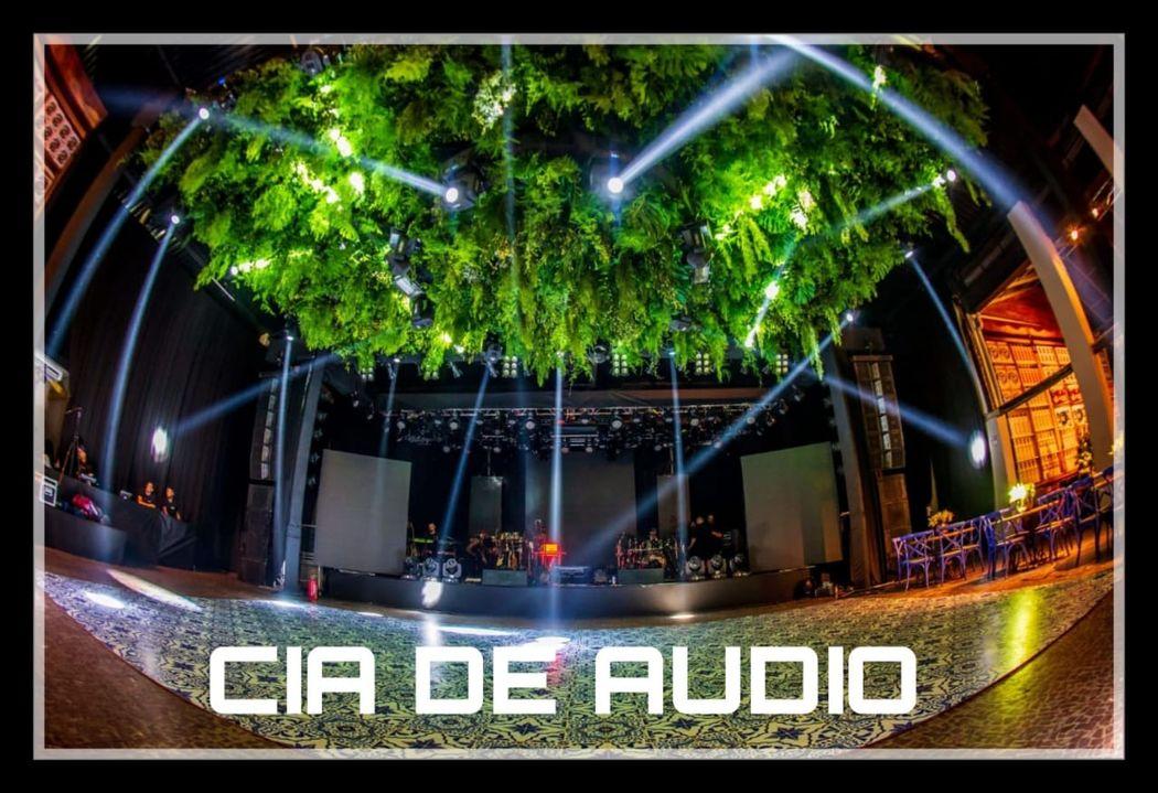 Cia de Áudio | Som, luz, imagem e efeitos especiais