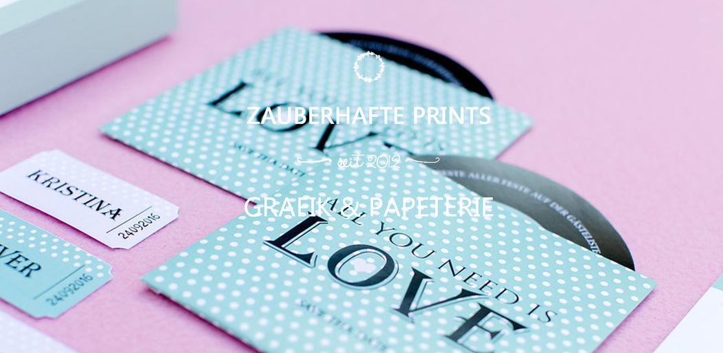 Zauberhafte Prints - Grafik & Papeterie