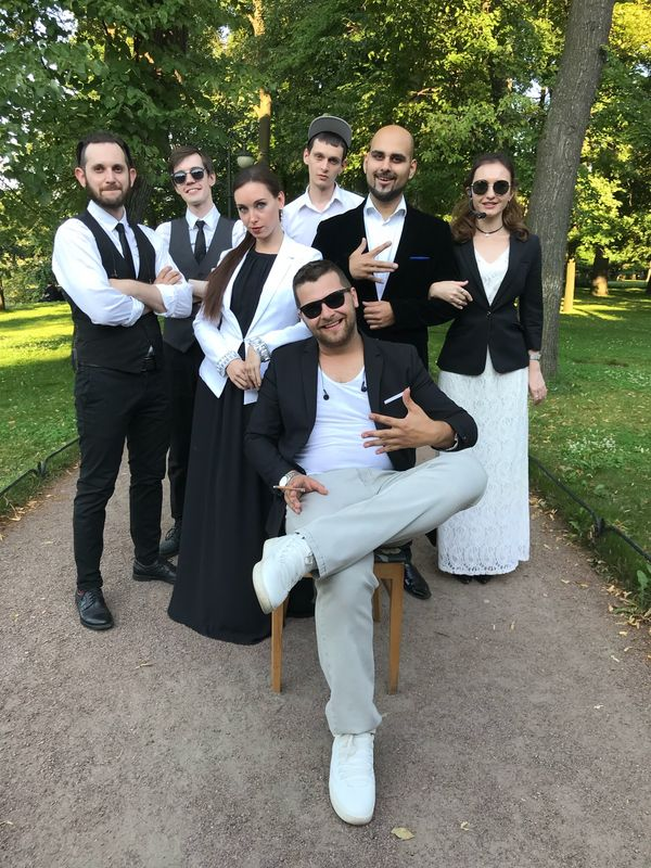 Кавер группа Сухофрукты