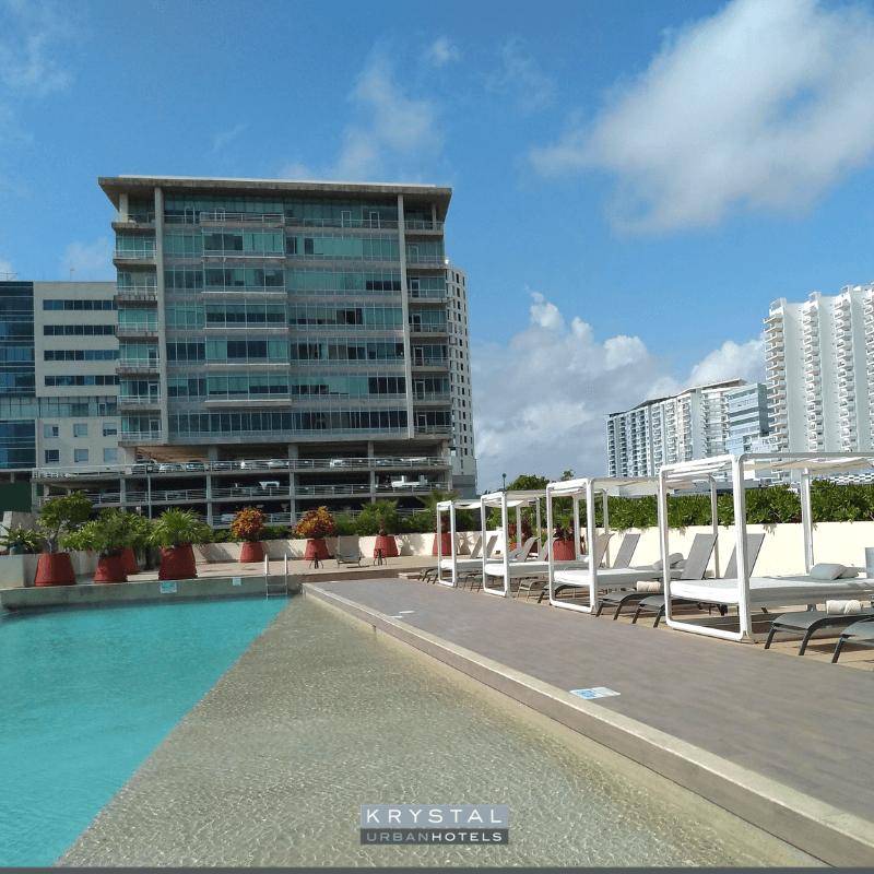 Hotel Krystal Urban Cancún