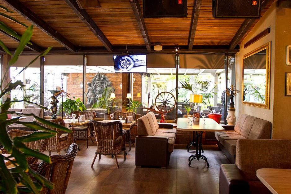 Ресторан Алые паруса