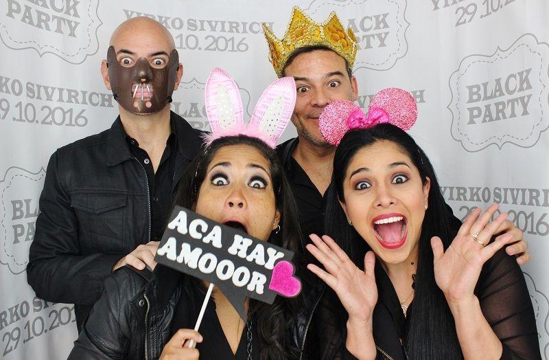 Black Moustache Photobook