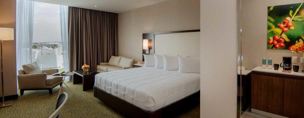 Hilton Garden Inn Hotel Puebla Angelópolis México