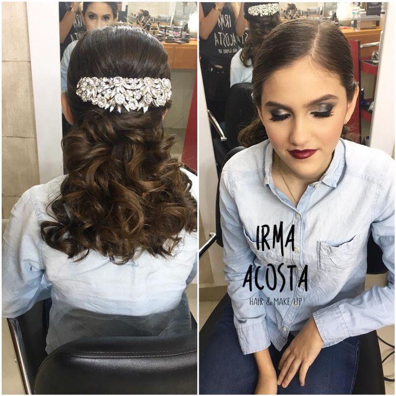 Irma Acosta Makeup & Hair Artist