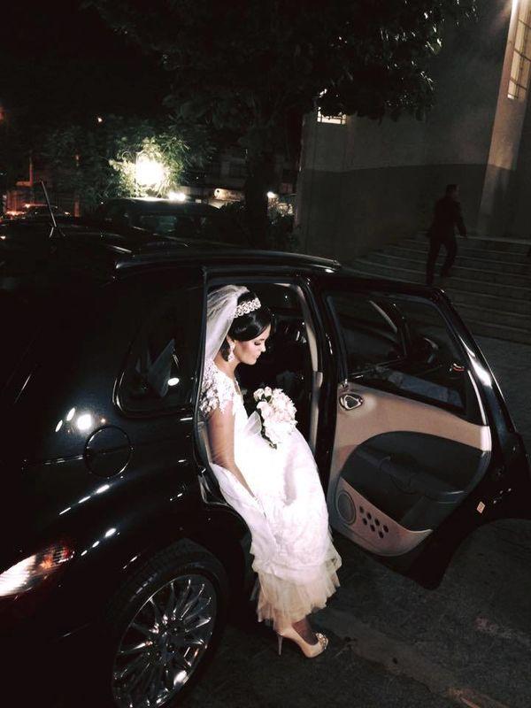 Bride's Car