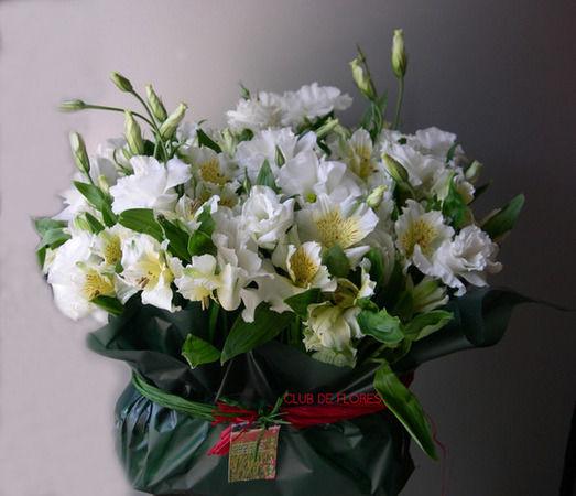Centro floral decorativo