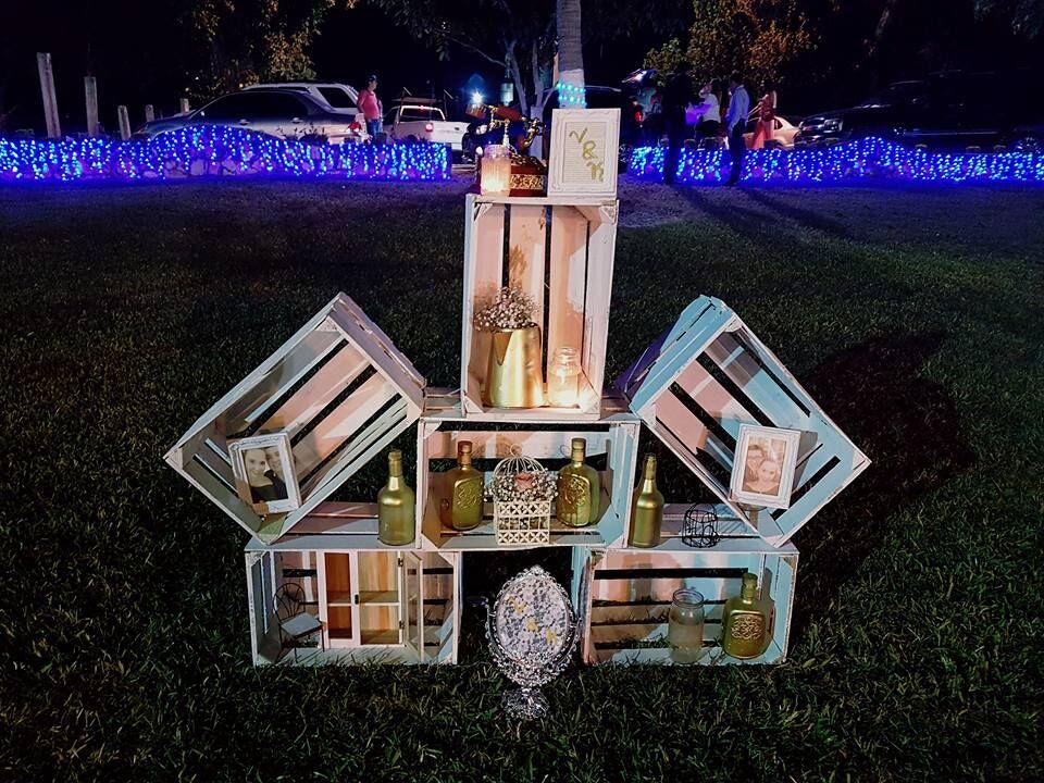 Jardín para Eventos Okey Maguey
