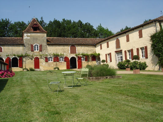 Château d'Amou