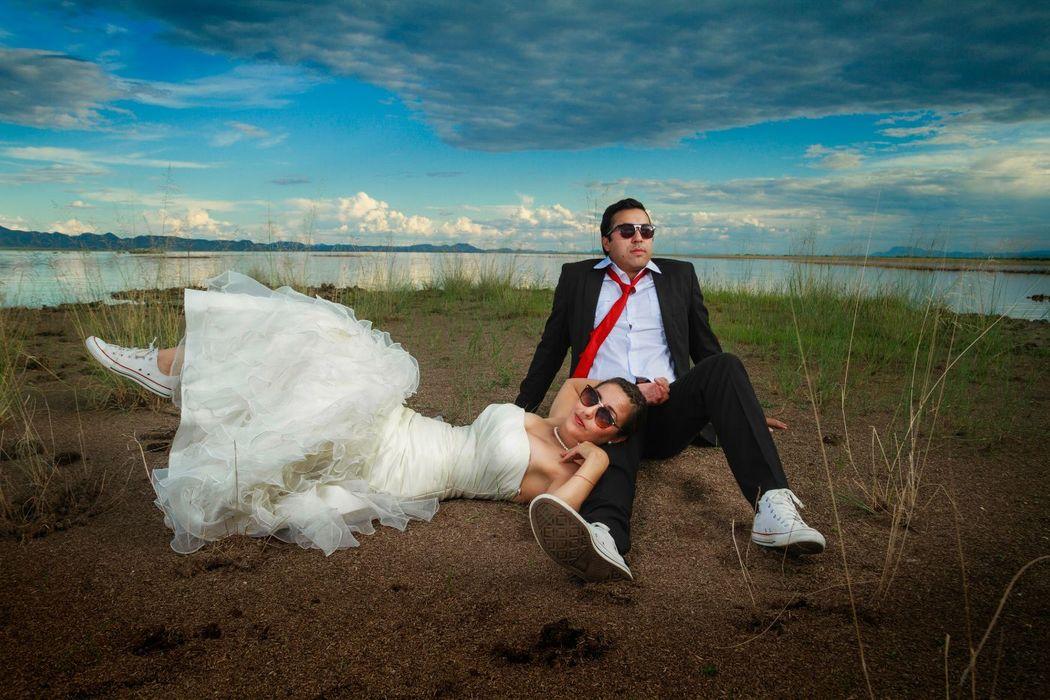 Trash The Dress, Alex Mendoza, Chihuahua