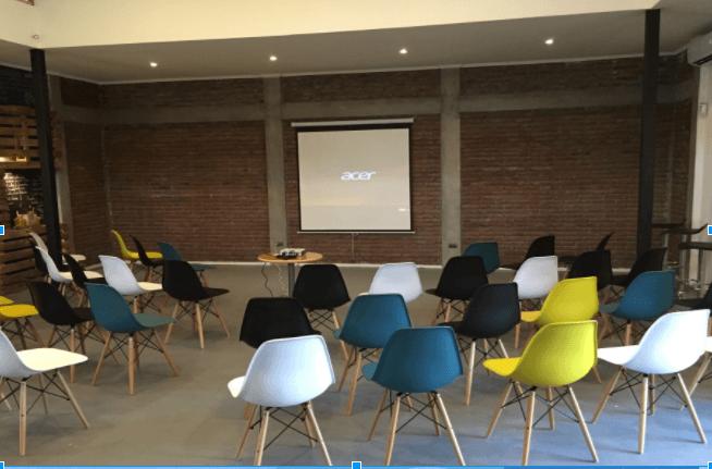 Sala Capacitación-Conferencia-Talleres
