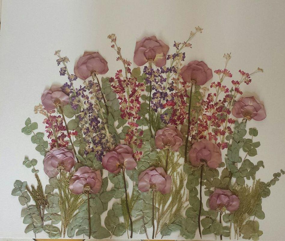 Madreselva Conservación de Flores naturales