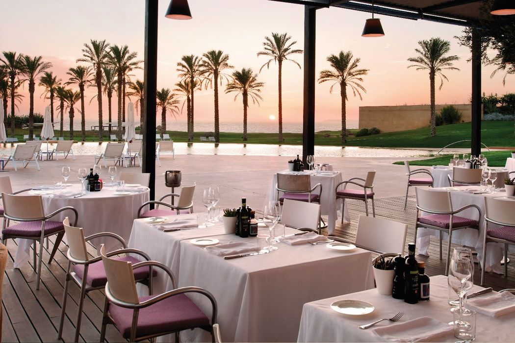 Verdura Resort, Zagara Restaurant