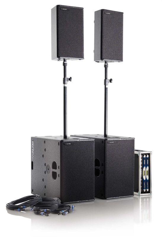 Beispiel: Tontechnik, Foto: SZ-Veranstaltungsservice.