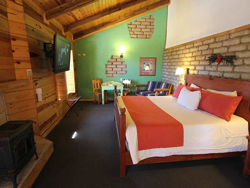 Hotel Best Western Plus The Lodge at Creel