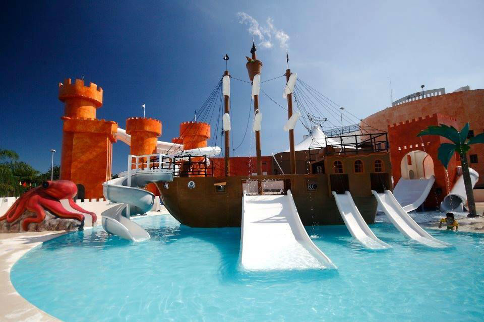 Sea Adventure Resort & Waterpark para celebrar tu boda en Cancún