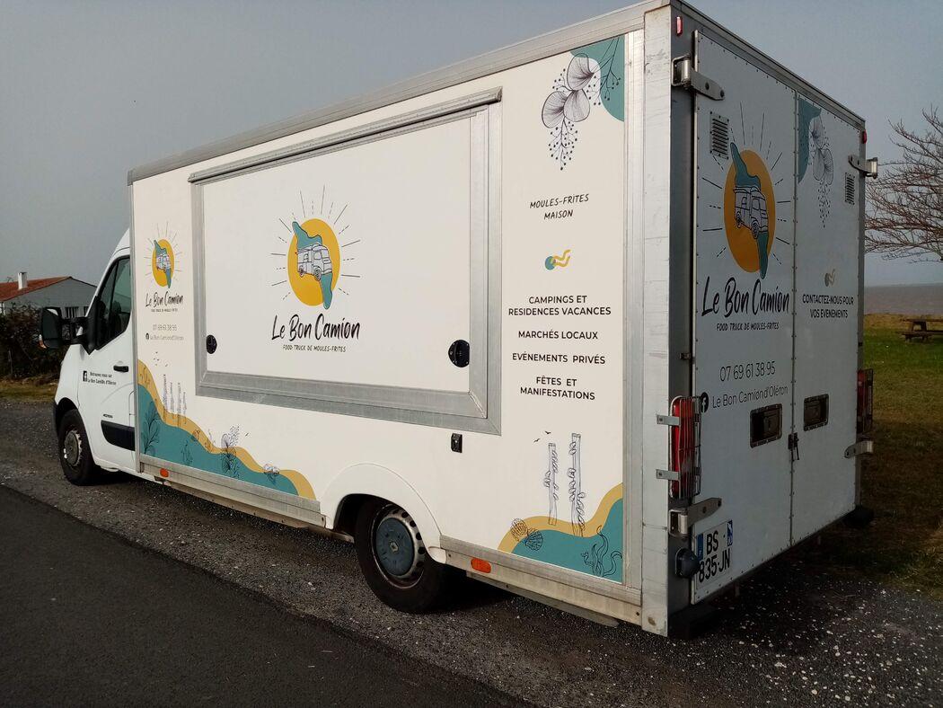 Le Bon camion