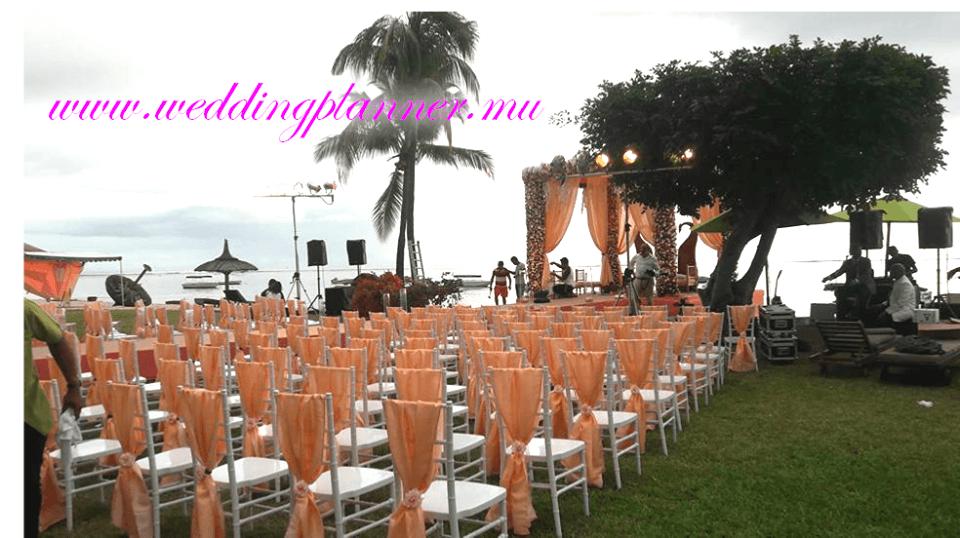 Ile Maurice Wedding Planner - Mariage Plage