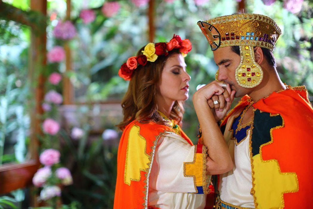 Matrimonio Andino o Arac Masin en Sumaq Machu Picchu Hotel