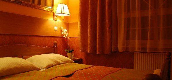 """Hotel - Restauracja """"SAGA"""""""