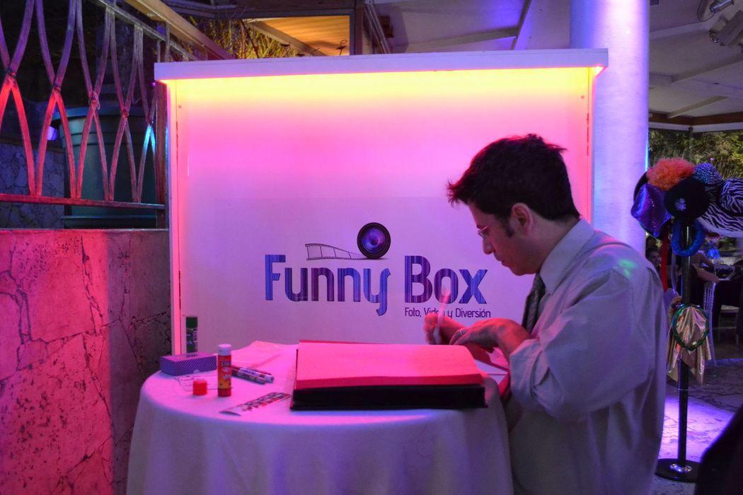 Funny Box / Cabinas Fotográficas