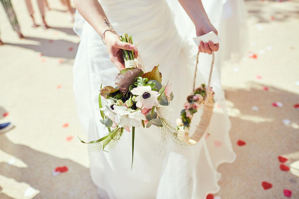 """Akane décoratrice florale """" Le murmure des fleurs"""""""