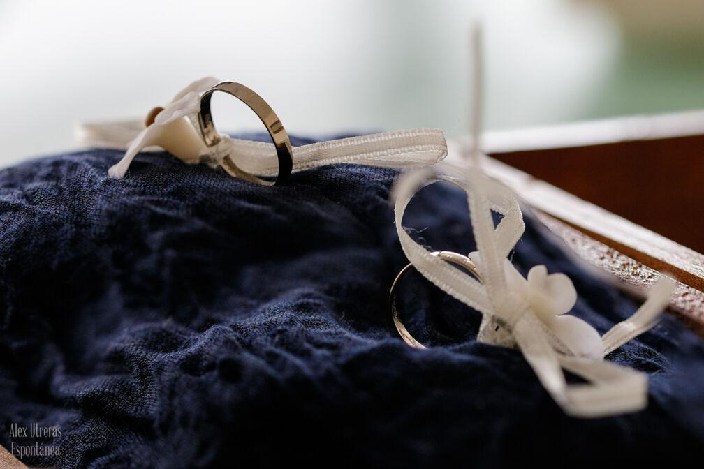 Los anillos de Ayo & Bea