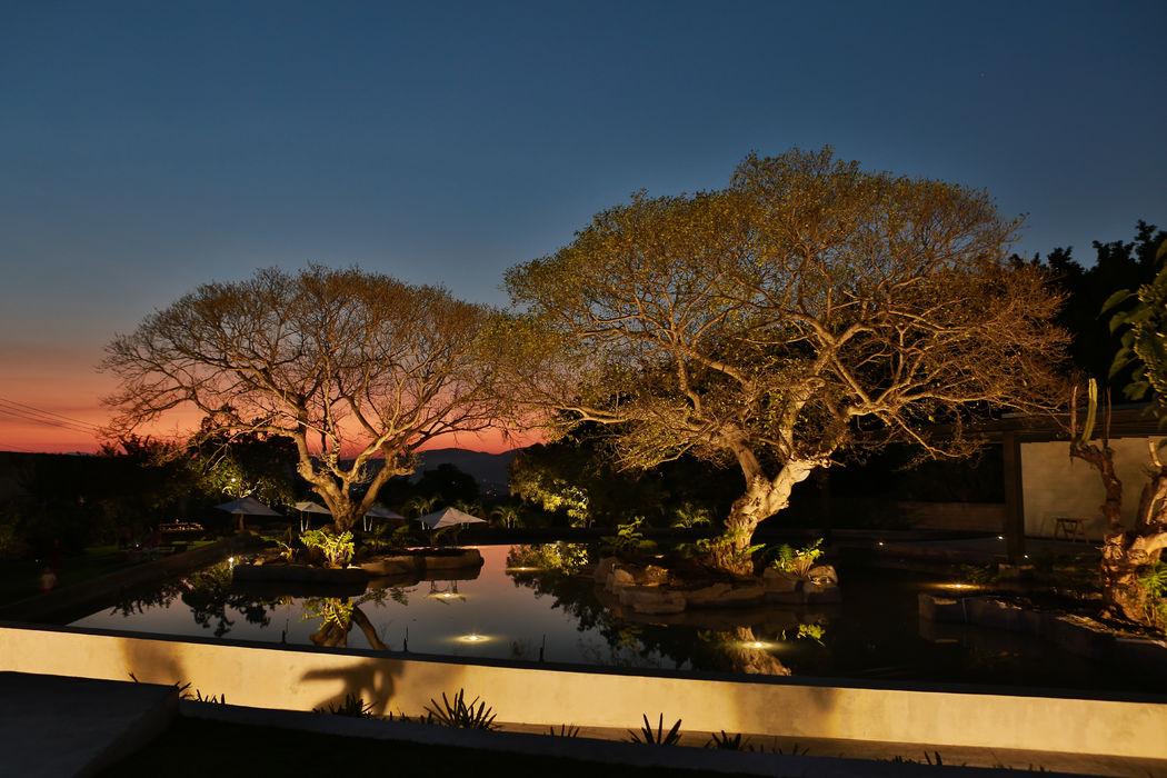 Jardín Quinta Puerta de Agua