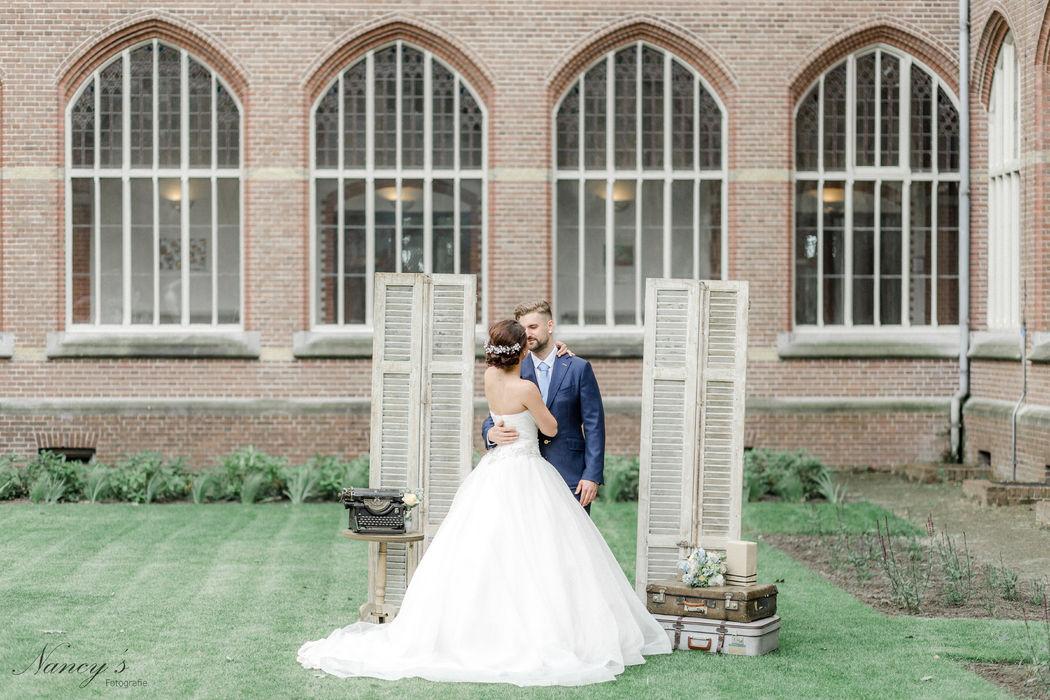 White Wedding Chairs