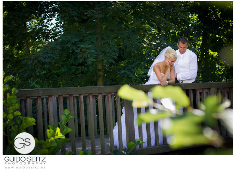 Beispiel: Gespür für den richtigen Augenblick, Foto: Guido Seitz Photography.