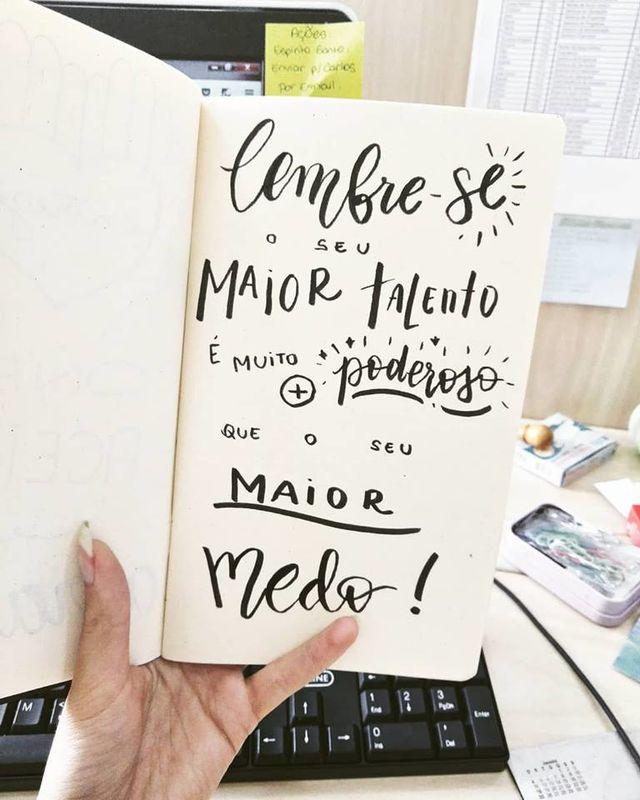 Leticia Babeto Lettering