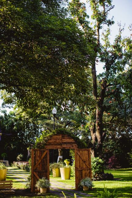 Jardines de Tepoztlán
