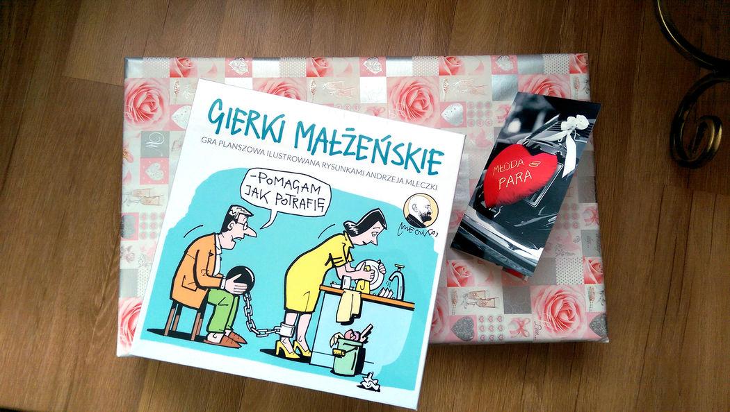 Gierki Małżeńskie dostępne na stronie internetowej www.mdrgry.pl