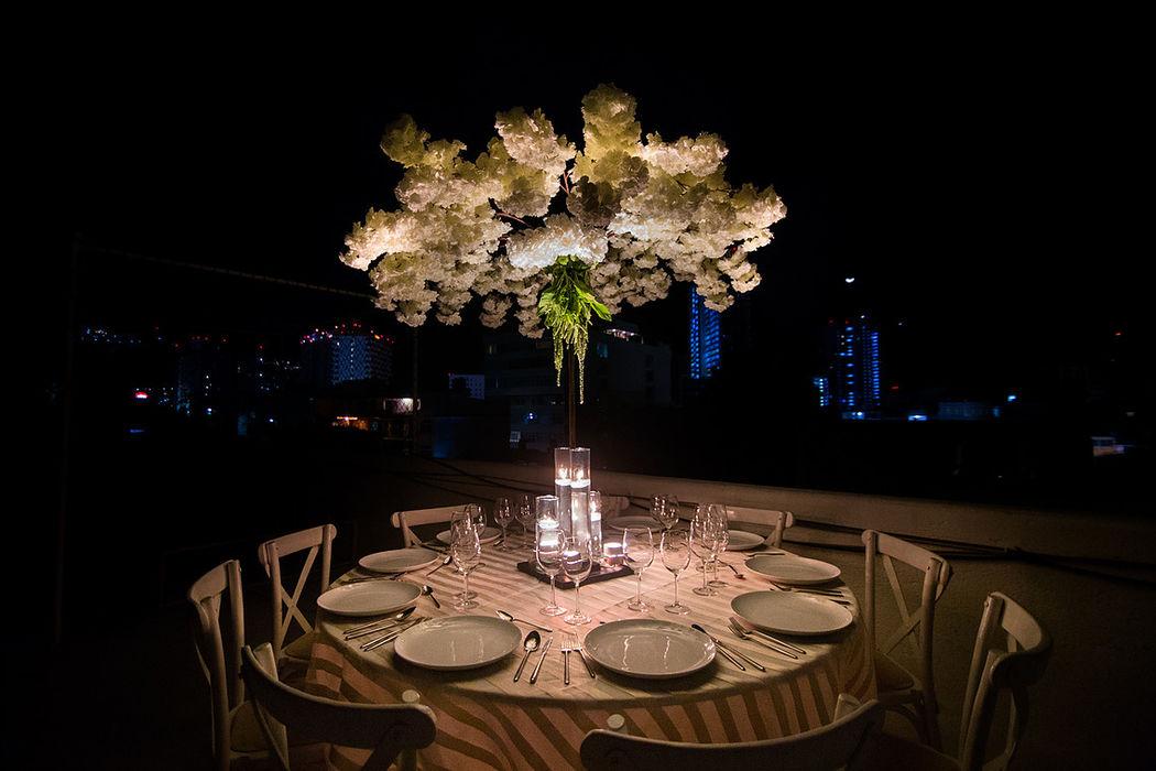 Jose Weck Rent & Deco - Decoración Floral