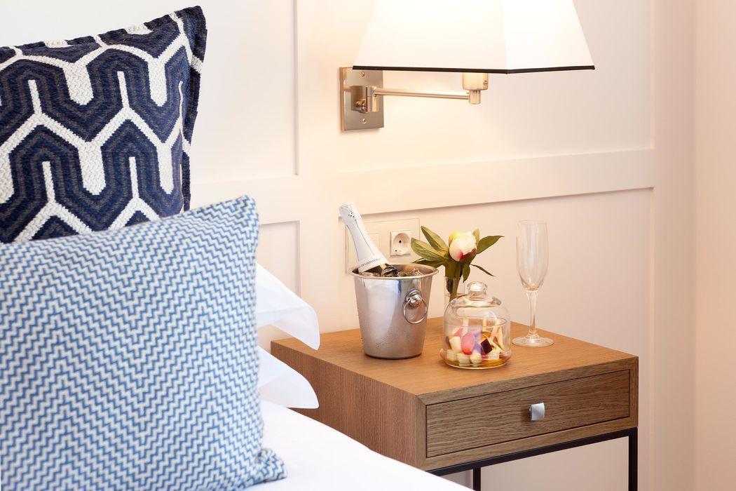 Gallery Hotel Desayuno Room Servive