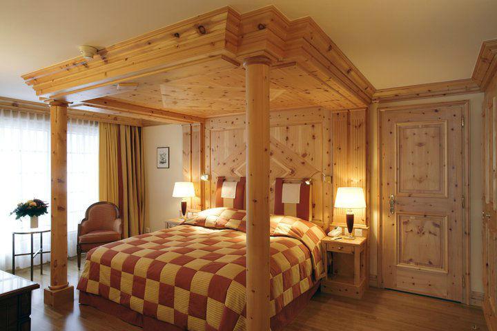 Beispiel: Suite, Foto: Grand Hotel Zermatterhof.
