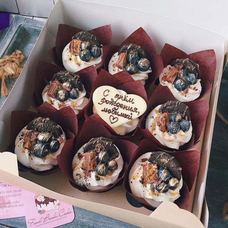 Десерты на заказ Food Book Cake