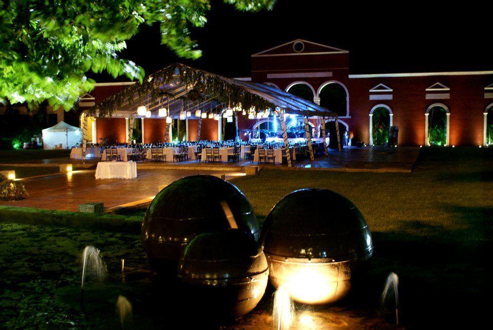 Hacienda Hunxectaman Santo Domingo