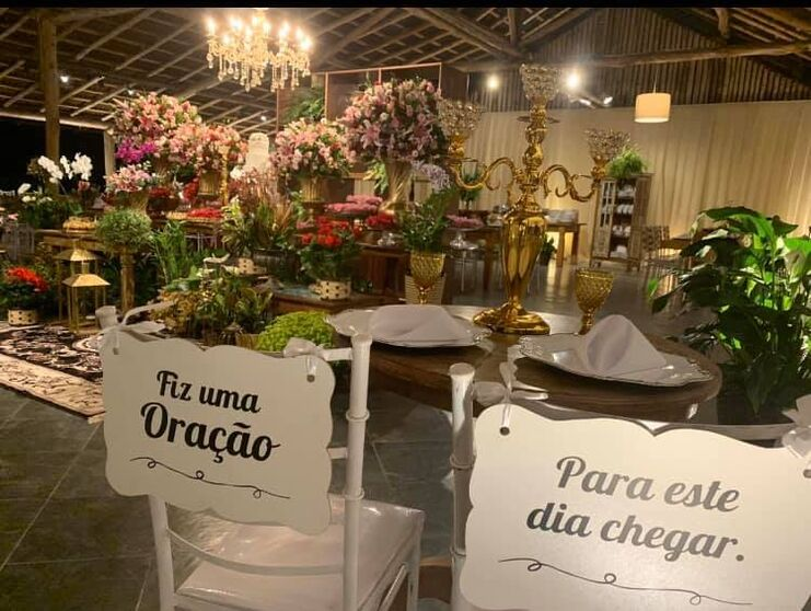 Cidade Campo Espaço de Festas e Lazer
