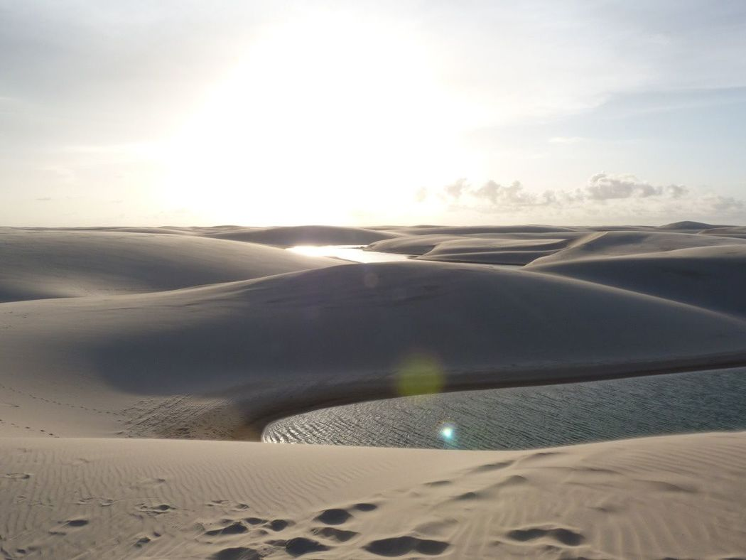 Parc national des Lençóis Maranhenses, Brésil - ©Julie Chelli/Travel Lab