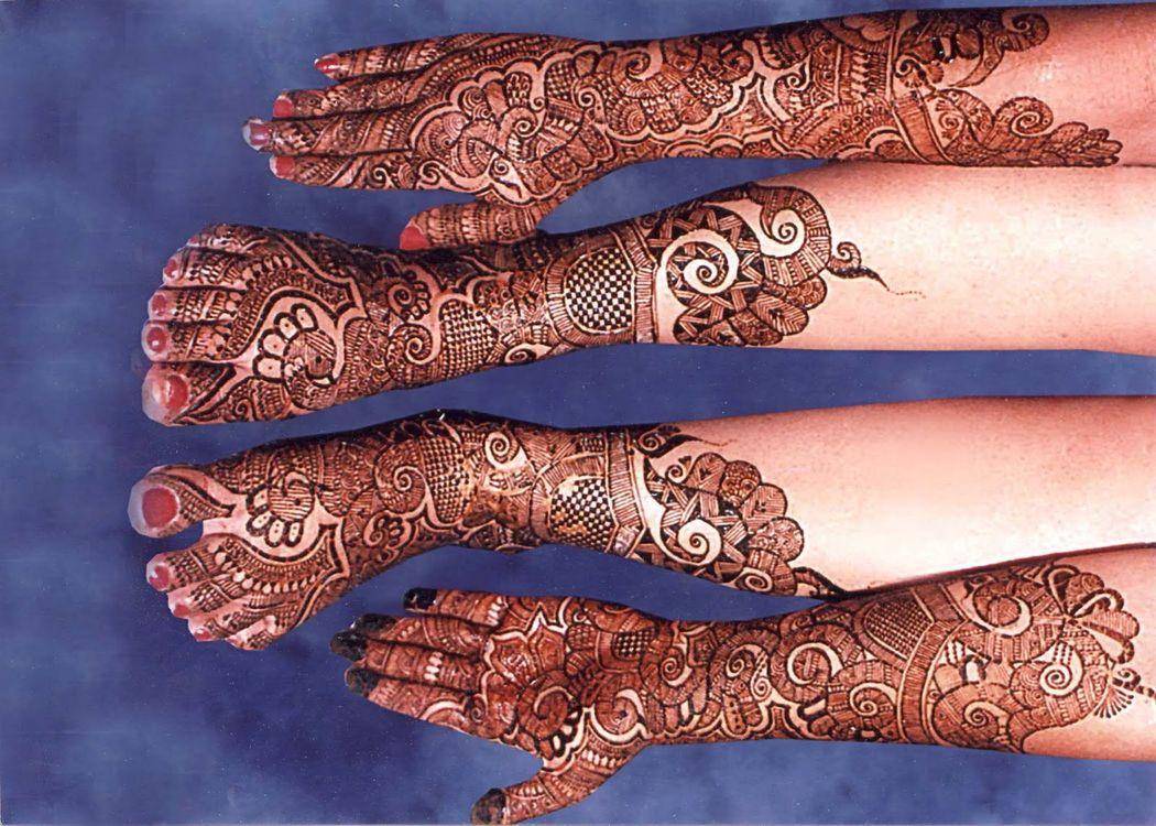 Ravi Mehndi Art
