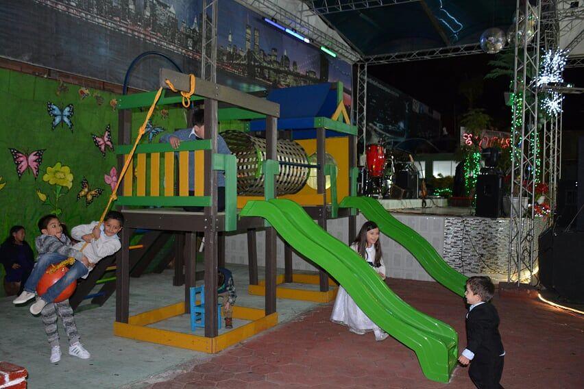 Jardín de Fiestas Equus