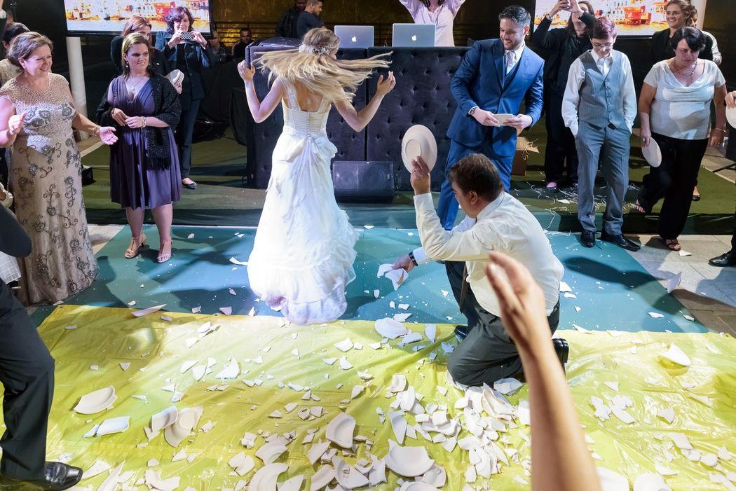 Dança Grega Foto: Vini Brandini