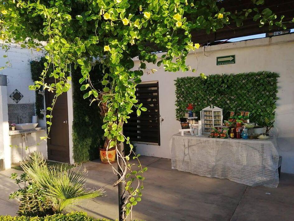 Jardín Las Flores