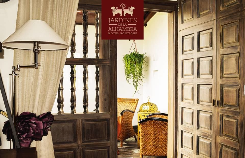 Jardines de La Alhambra Hotel Boutique