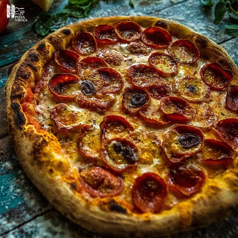 Pizza na Roça