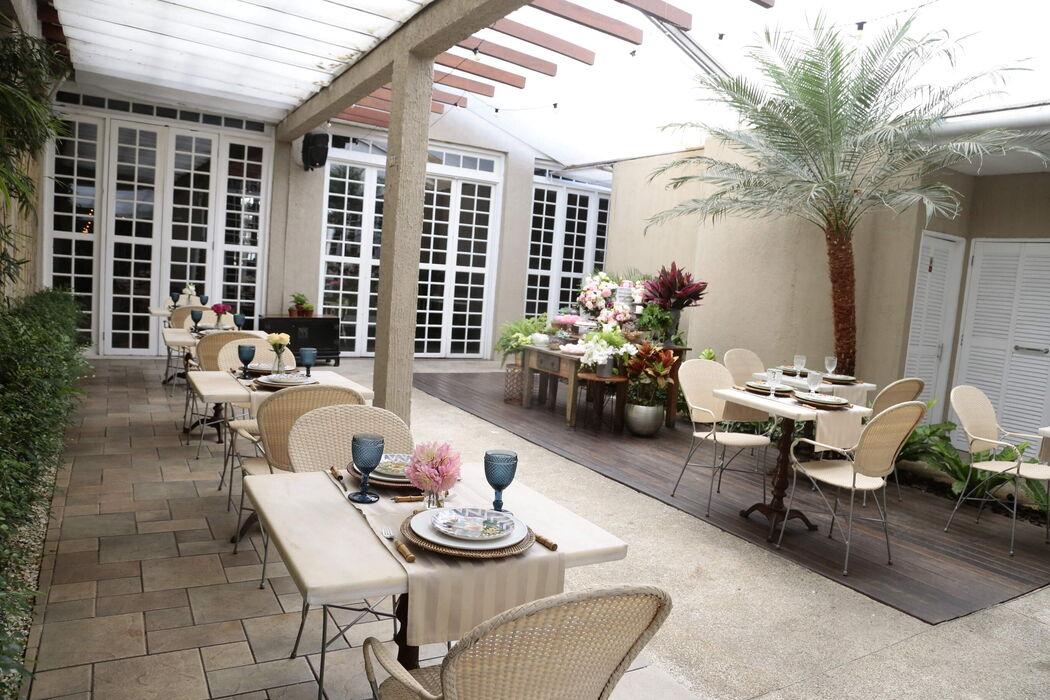 Casa Jardim Eventos