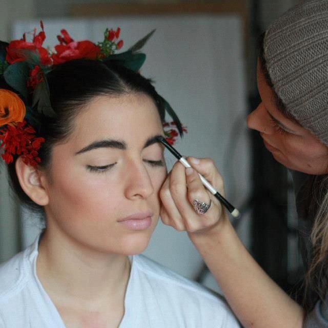 Celeste Cendoya Maquilladora