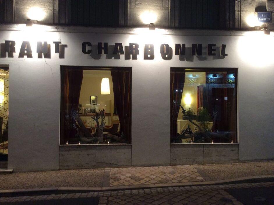 Hôtel Restaurant Charbonnel***