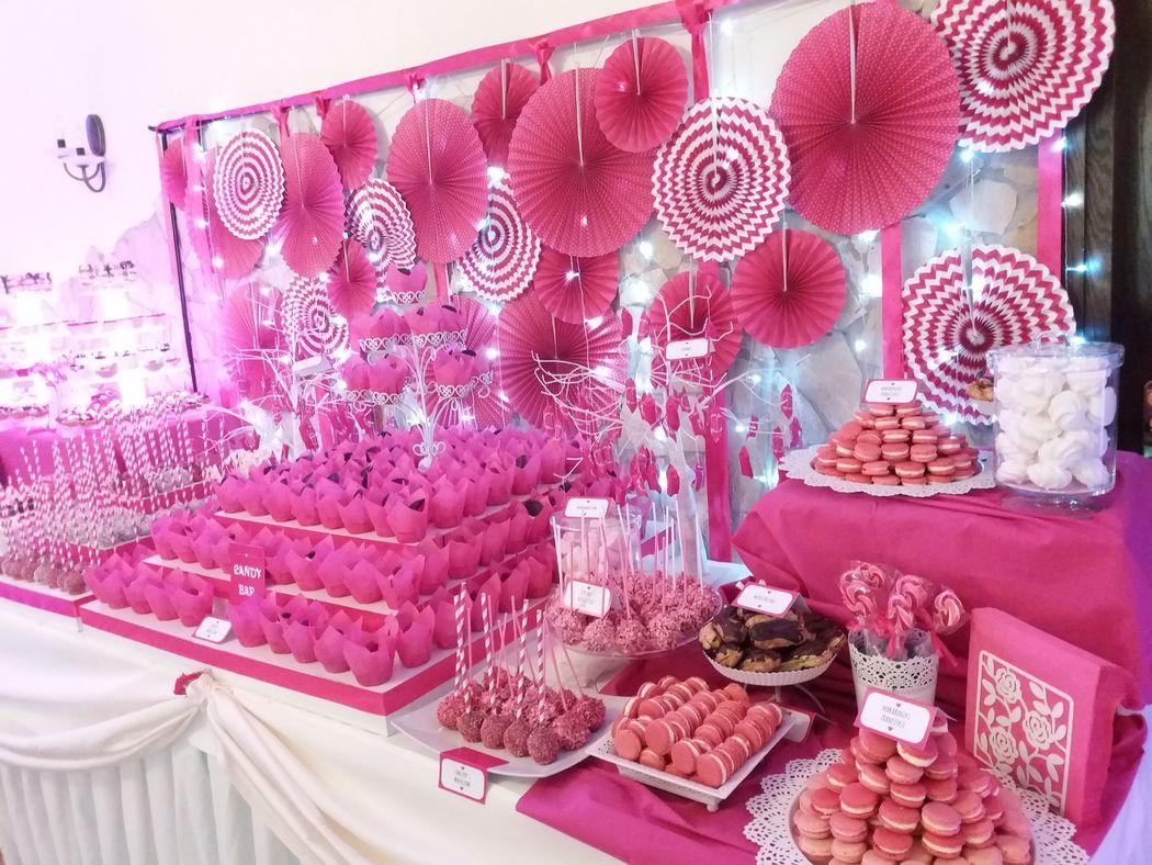 Lollipop Events & Sweet Wedding